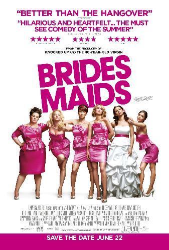 Free Screening - Bridesmaids - 14th June 6.30 pm - Tellten