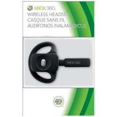 Xbox 360 Wireless Headset -£22 at Amazon