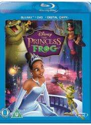 Princess and the frog triple play blu ray dvd + digital copy £8.99 delivered @bee.com