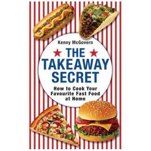 The Takeaway Secret Recipe Book £2.99 @ PLAY (2% Quidco too!)/Amazon