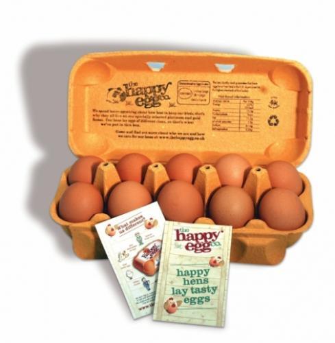 """10 """"Happy Egg"""" Eggs, £2 @ Morrisons"""