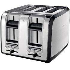 Philips HD2648/20 Four Slice Toaster - 1800 Watts £33.15 delivered @Amazon/Webbasket
