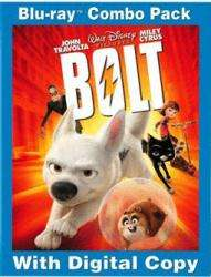 Bolt blu ray + dvd £6.99 delivered @bee.com back in stock