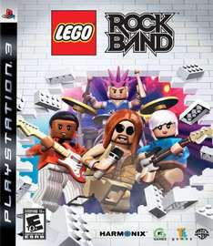 LEGO Rockband (PS3) £3.99 + free del @ Choices Uk
