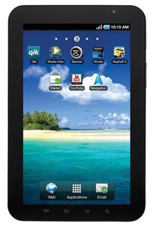 Samsung Galaxy Tab 16GB Wifi p1010 £249.99 @ Ebay / ebuyerexpress