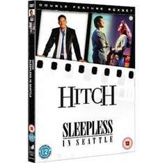 Hitch / Sleepless In Seattle 2xDVD £1.99 @ play(gowingstore)