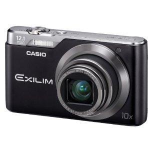 Casio Exilim EX-H5 Digital Camera - Black (12.1MP, 10x Optical Zoom) 2.7 inch LCD £99 @ Amazon