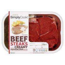 Steak, chips and beer deal @Tesco £5.00!!