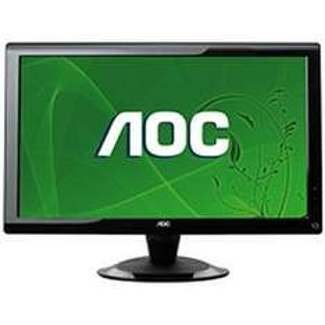 Refurbished AOC 2236swa 22 inch LCD TFT Monitor FULL HD in Black @ Big Offers