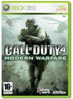 Pre Owned Call of Duty 4 xbox 360 / Call of Duty: World at War (Xbox 360) £7.99 EACH delivered at game