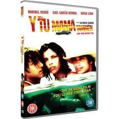 Y Tu Mama Tambien (And Your Mother Too) DVD  : Mexican film - £2.99 delivered at Play.com