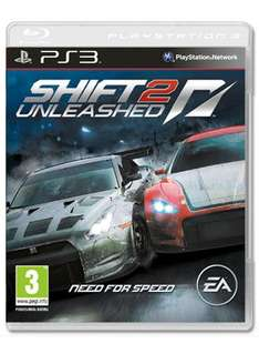 Need For Speed Shift II Limited Edition £20 (360/PS3) instore @ GameStation