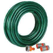 2x (Yes two) 15m  Hose Pipe's With Connectors for £10.00 -- (Normally £12.00 Each, BUT 2 FOR £10,00 !!!!)   -- TESCO INSTORE