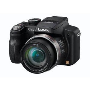 Panasonic Lumix DMC-FZ45 Black £214.99 @ camerabox