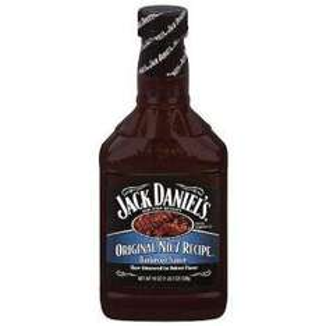 Jack Daniels Original BBQ Sauce 539g (Pack of 6) - £22.92 (£3.82 each!!!) @ Amazon