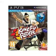 Kung Fu Riders - PlayStation Move (Sony PS3) £9.45 Delivered @ MyMemory *Using Code*