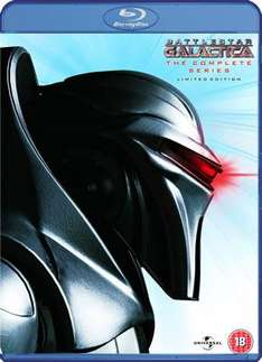 Battlestar Galactica Complete Blu-Ray Boxset £66.99 @ Sainsburys Entertainment