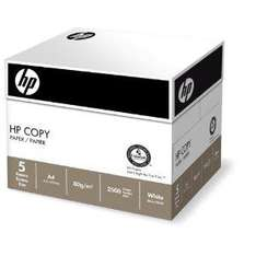 HP Copy A4 Paper - 80gsm - Box of 5 Reams (Pack of 5) £17.48 @ Amazon