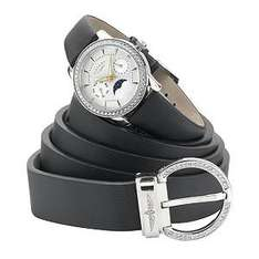Rotary ladies' moonphase watch with leather belt set for £85 RRP £185 @ Ernest JOnes