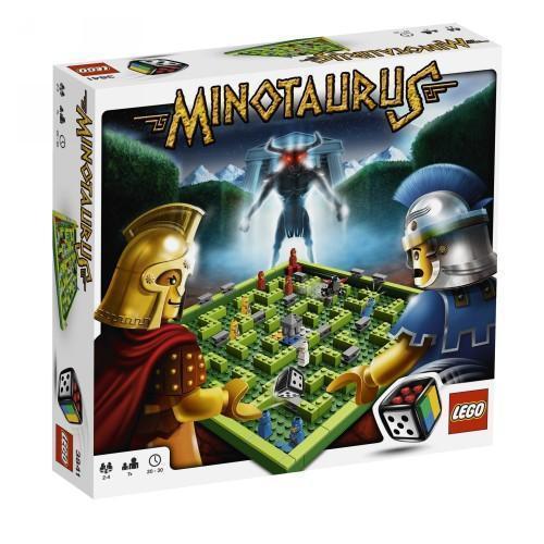 Lego Games - Minotaurus £7.99 @ play.com