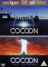 Cocoon/Cocoon 2 dvd £4.00 @ Tesco entertainment