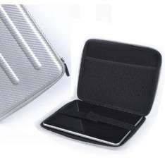 Duronic Silver Hard Case for Apple iPad - Internal memory foam for extra protection £2.99 @ Amazon