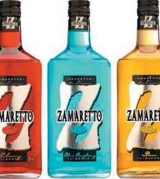 Zamaretto (choice of flavours) 70cl (50cl + 40% extra) £3.99 @ B&Ms
