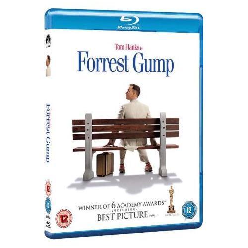 Forrest Gump (2 Discs) (Blu-ray) - £7.99 Delivered @ Amazon & HMV