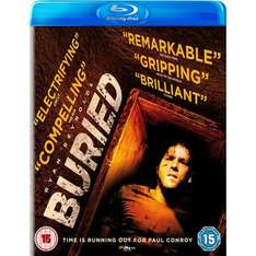 Buried (Blu-ray) - £6.99 Delivered @ Play & Amazon