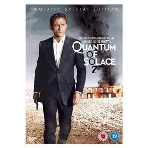 James Bond: Quantum Of Solace (2 Discs) - £2.99 delivered at Play.com