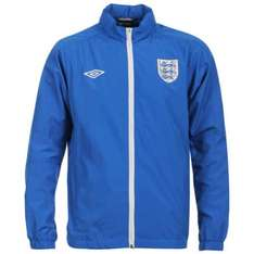 From £9.99. Men's Umbro England Shower Full Zip Jacket - Blue @ Zavvi. Delivery is free.