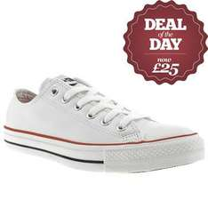 Leather Converse All Star from Branch 309 - £24.99