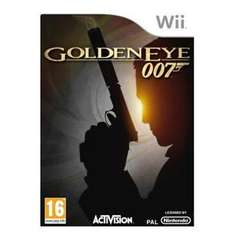 Goldeneye 007 (Nintendo Wii) with FREE T-Shirt £9.85 delivered @ ShopTo.net