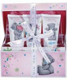 Me to You Keepsake Treasure Chest with Body Treats - £2.99 R+C @ Argos (Also Me to You Keepsake Pencil Tin with Cosmetics £2.49 see post 1)