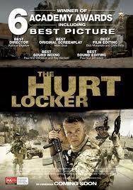 Hurt Locker on DVD in Asda for £3