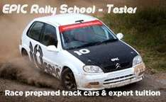Rally Taster Course for £38 from Epic Motorsport (£95 Value) (Teeside)