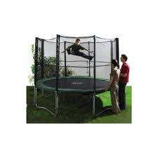 ARGOS - Plum Products 10ft Trampoline and Enclosure.  368/2999 @ £99.97 WAS £199.95