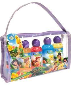 Disney Fairies / Disney Princess 5 Bottle Bag Set less than half price @ Argos now £1.99