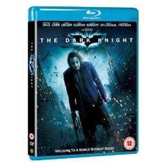 The Dark Knight (2 Discs) Blu-ray (Region Free) @ £6.24 delivered from Amazon market place by Zoverstocks