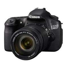 Canon 60 D with Canon EOS 60D + EF-S 18-135 IS Instore £917.99 @ BestBuy