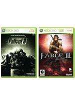 Pre-owned Fallout 3 & Fable 2 - Double Pack £15 @ Game