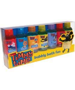 Timmy Time 7 Day Bath / Shower Set was £4.99 now £2.99 @ Argos