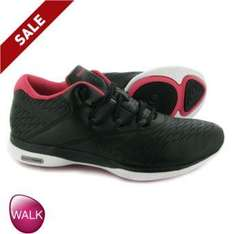 Womens Easytone Trend walking trainers - Was £74.99 now £37.50 at JJB