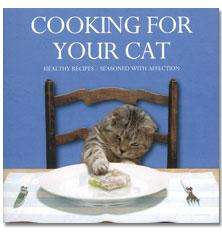 Cooking For Your Cat (Hardback) - £4.94 @ The Book People