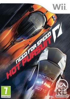 Need For Speed: Hot Pursuit Nintendo Wii 6.91 @ asda