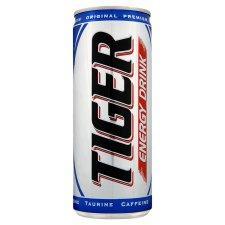 Black Tiger Energy Drink 59p each or 4 x £1.00 @ Tesco