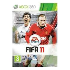 Fifa 11 for xbox360 and ps3 £17.99 @play.com