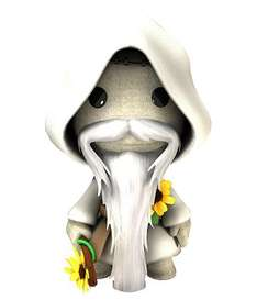Free Little Big Planet 1 / 2 Druid costume