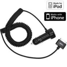 Griffin PowerJolt SE Car Charger for iPod / iPhone Better than half price £7.11 + Free delivery @ Amazon