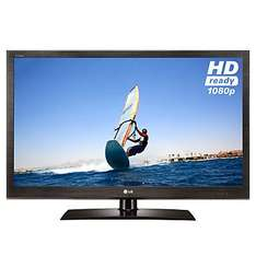 """LG 42LV355T LED HD 1080p TV 42"""" with Built-in Freeview HD inc 5 year guarentee - £399.99 @ John Lewis"""
